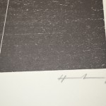 Hans Hartung H 17 1973 Signature