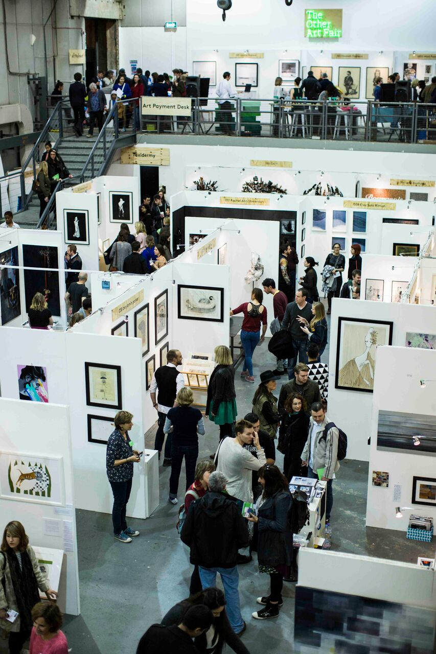 The Other Art Fair Online Art Auctions Contemporary Artworks For Sale