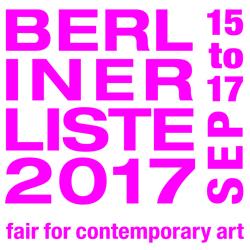 Berliner Liste - fair for contemporary art