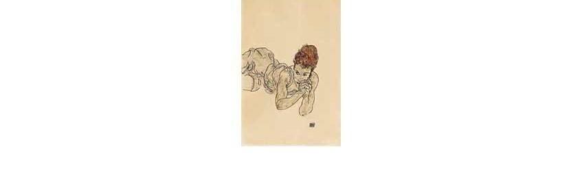Egon Schiele Auction