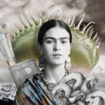 Tan Tolga Demirci Portrait of Frida Kahlo