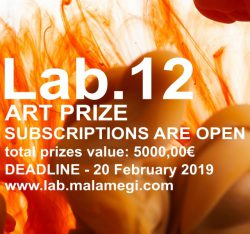 lab.12 artprize